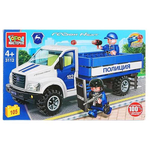 ロシア連邦警察トラック 3112-KK