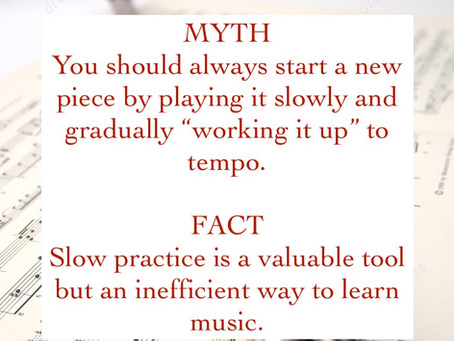 Why (& How) You Should Be Learning Music a tempo