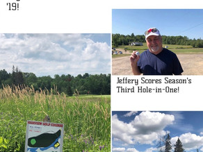 Highview G.C. ~ 2019 Hole-in-One Recap!