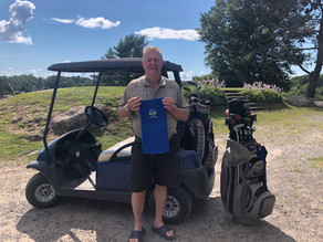 Stillar Nails First Hole-in-One; Season's 5th Ace!