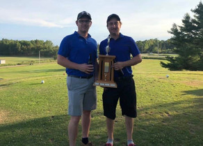 Chaput and Blauth capture First Harwood 2 Man Title!