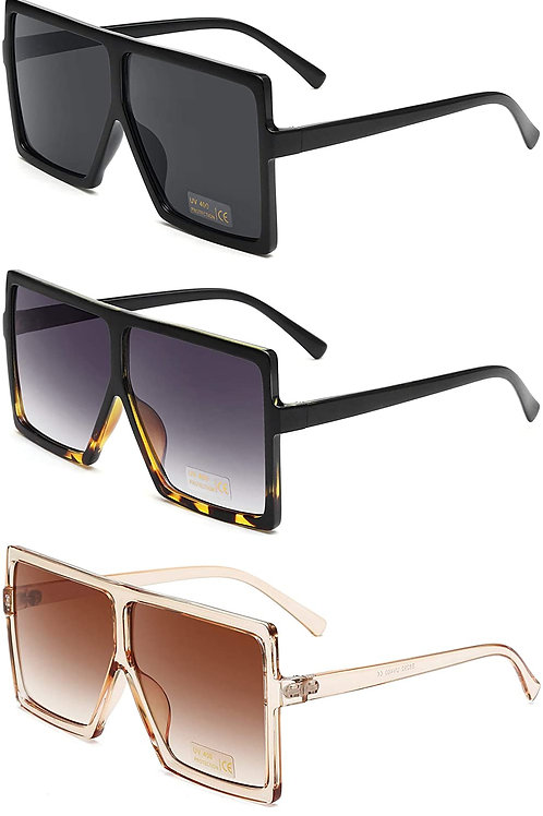 Yeezy Style Sunglasses