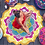 Thumbnail: Mandala Sunblock Round Cover-Up Bath Towel Lotus Beach Mat