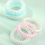 Thumbnail: Pastel Spiral Hair Ties