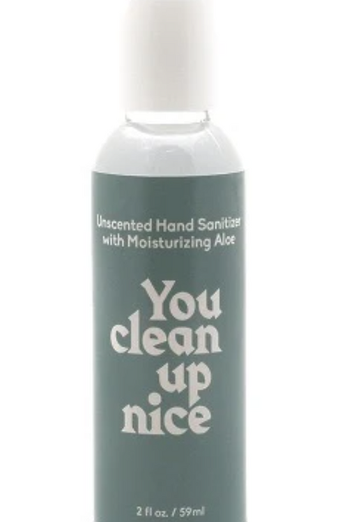 Paddywax Hand Sanitizer - You Clean Up Nice