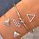 Thumbnail: Dainty Bracelet Set