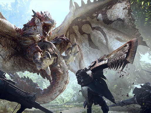 What I'm Excited For #001: Monster Hunter Worlds