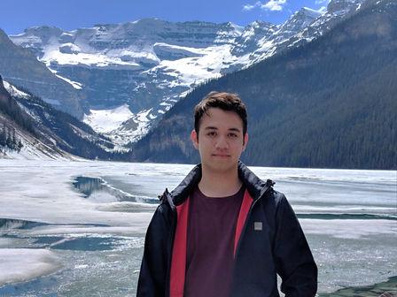 Nic Phan in Banff