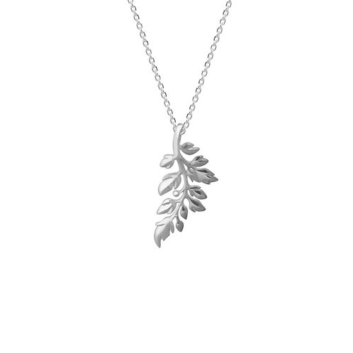 Treasured Fern Necklace- 2N31008