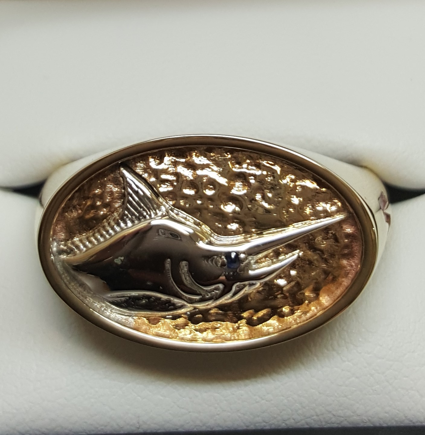 Marlin Ring