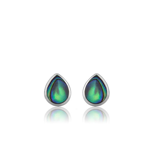 Treasured Paua Studs - 3E40006