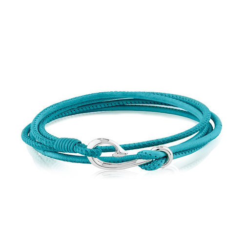 Safe Travel Bracelet Teal - LKBWTS
