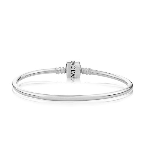 Evolve Classic Bangle Silver - LKBC