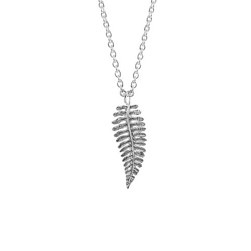 Forest Fern Necklace - 4N10004