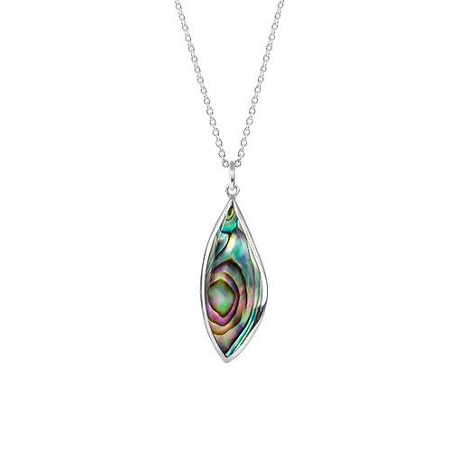Treasured Paua Necklace - 4N40018