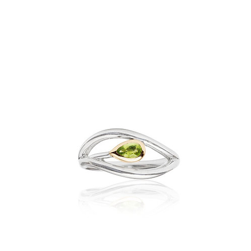 Eternity Leaf Ring - 3R40002
