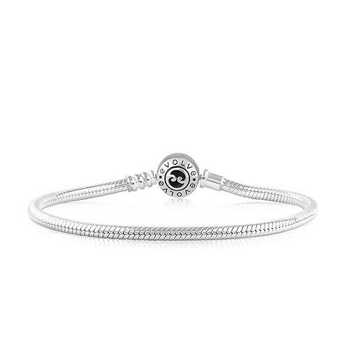 Evolve Koru Bracelet Silver - LKBK