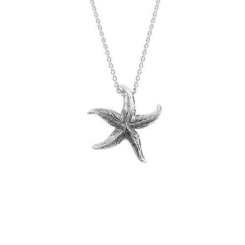 Coastal Starfish Necklace - 4N60010