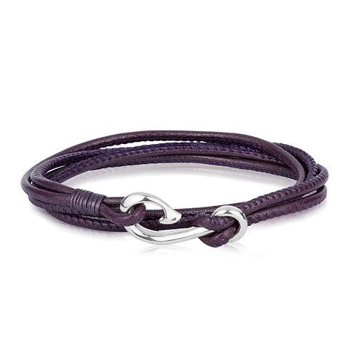 Safe Travel Bracelet Mulberry - LKBWPU