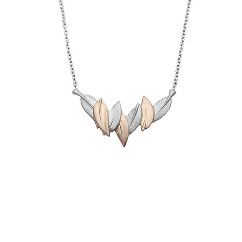 Autumn Leaves Necklace - 3N40004