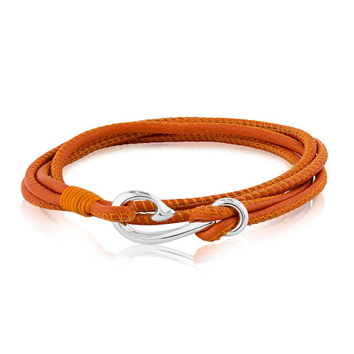 Safe Travel Bracelet Orange - LKBWOS