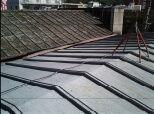 川崎市 横浜市 東京都 雨漏り修理補修 劣化した金属屋根