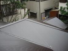 東京都町田市 屋根リフォーム 施工後 波板 ケラバ