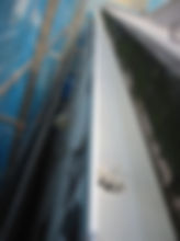 川崎市 宮前区 屋根工事 雨樋工事 施工後 軒樋 ドレン