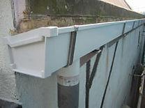 川崎市 宮前区 屋根修理 雨樋工事 完成
