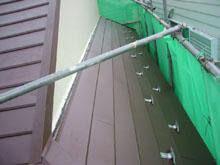 横浜市 川崎市 屋根工事 屋根リフォーム 積雪 雪止め工事 カバールーフ