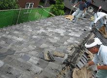 横浜市鶴見区 屋根瓦解体棟 完了