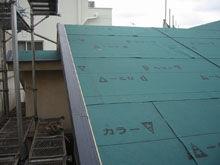 川崎市 高津区 屋根リフォーム 洋瓦 コロニアル屋根