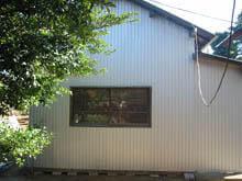 東京都稲城市 屋根工事 屋根リフォーム 窓枠