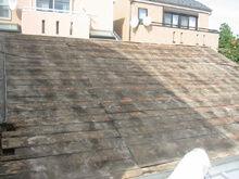 横浜市港北区 屋根葺き替え工事 瓦下地 腐食