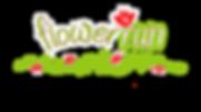 2019 logo flowerrun transparant BLACK CA