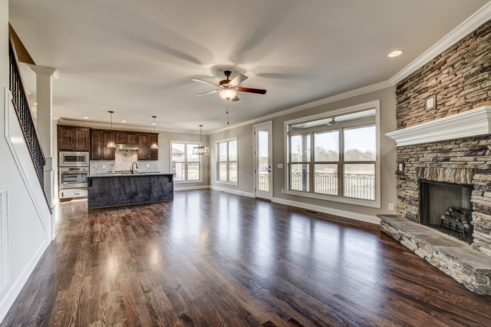 Lawson Open Floor Plan