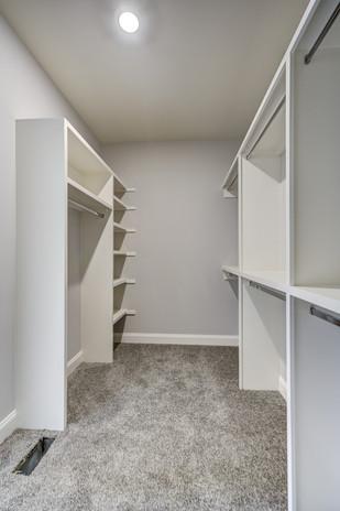 Hayes Master Closet
