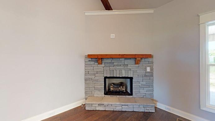 Blantons Trace Fireplace