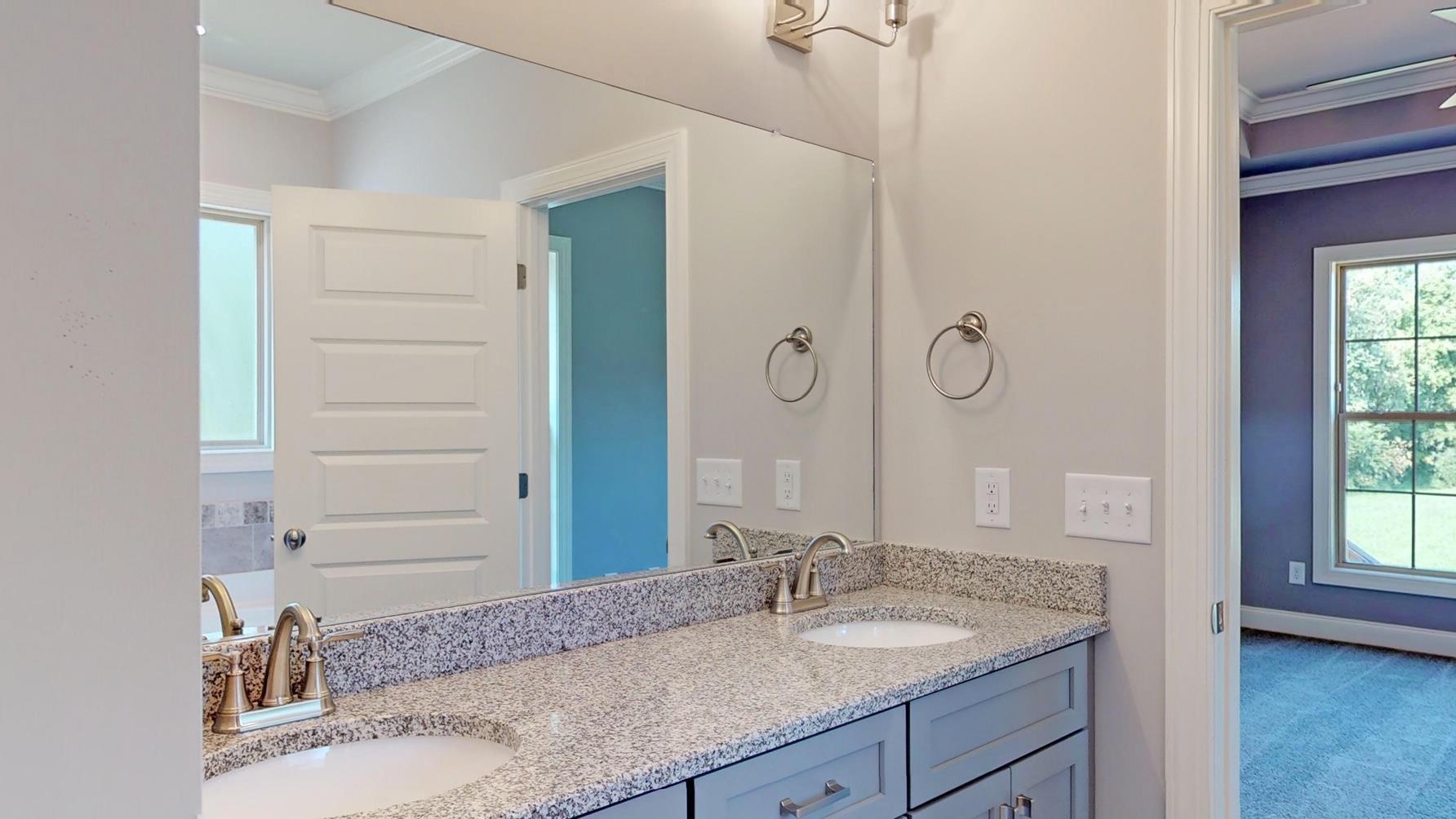 Summergrove Master Bathroom