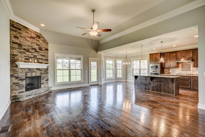 Remington Open Floor Plan