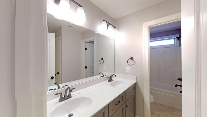 The Bouldercrest Bathroom