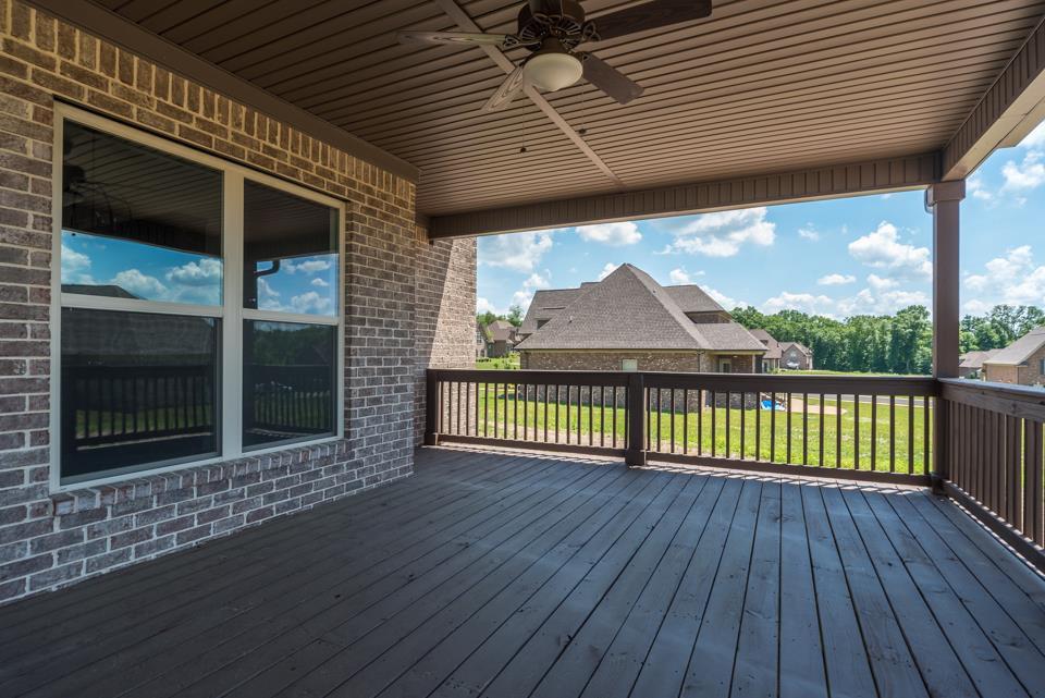 Manning Back Porch