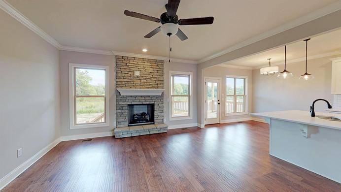 The Bouldercrest Living Room