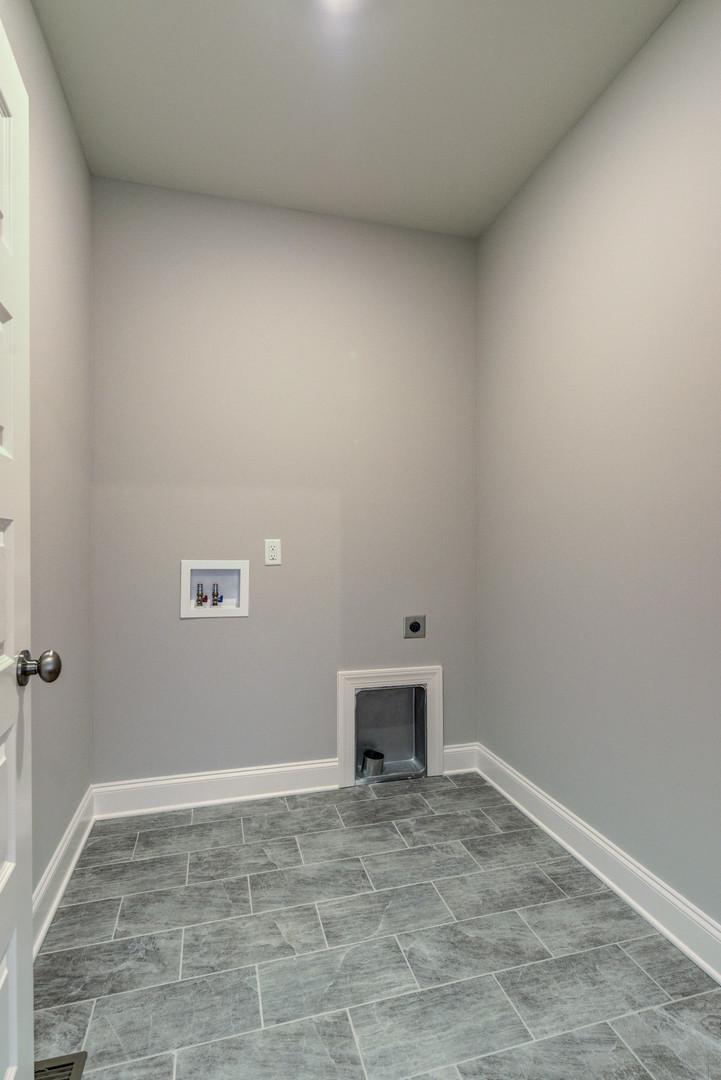 Stonington Laundry Room