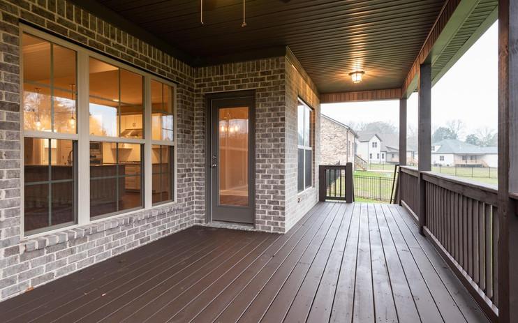 Sloane Back Porch