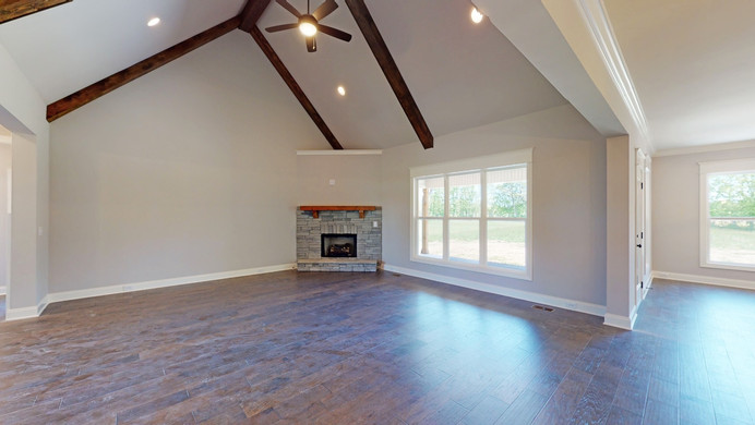 Blantons Trace Living Room
