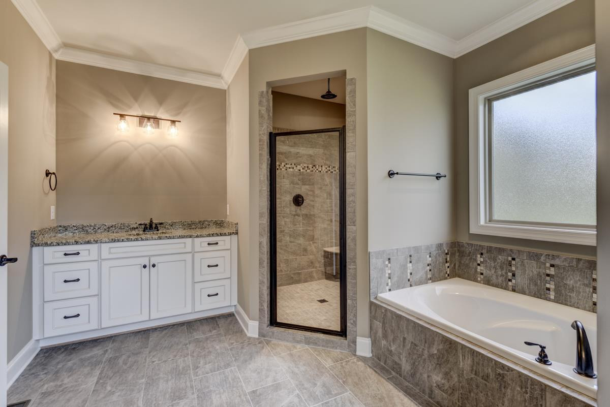 Tucker Master Bathroom