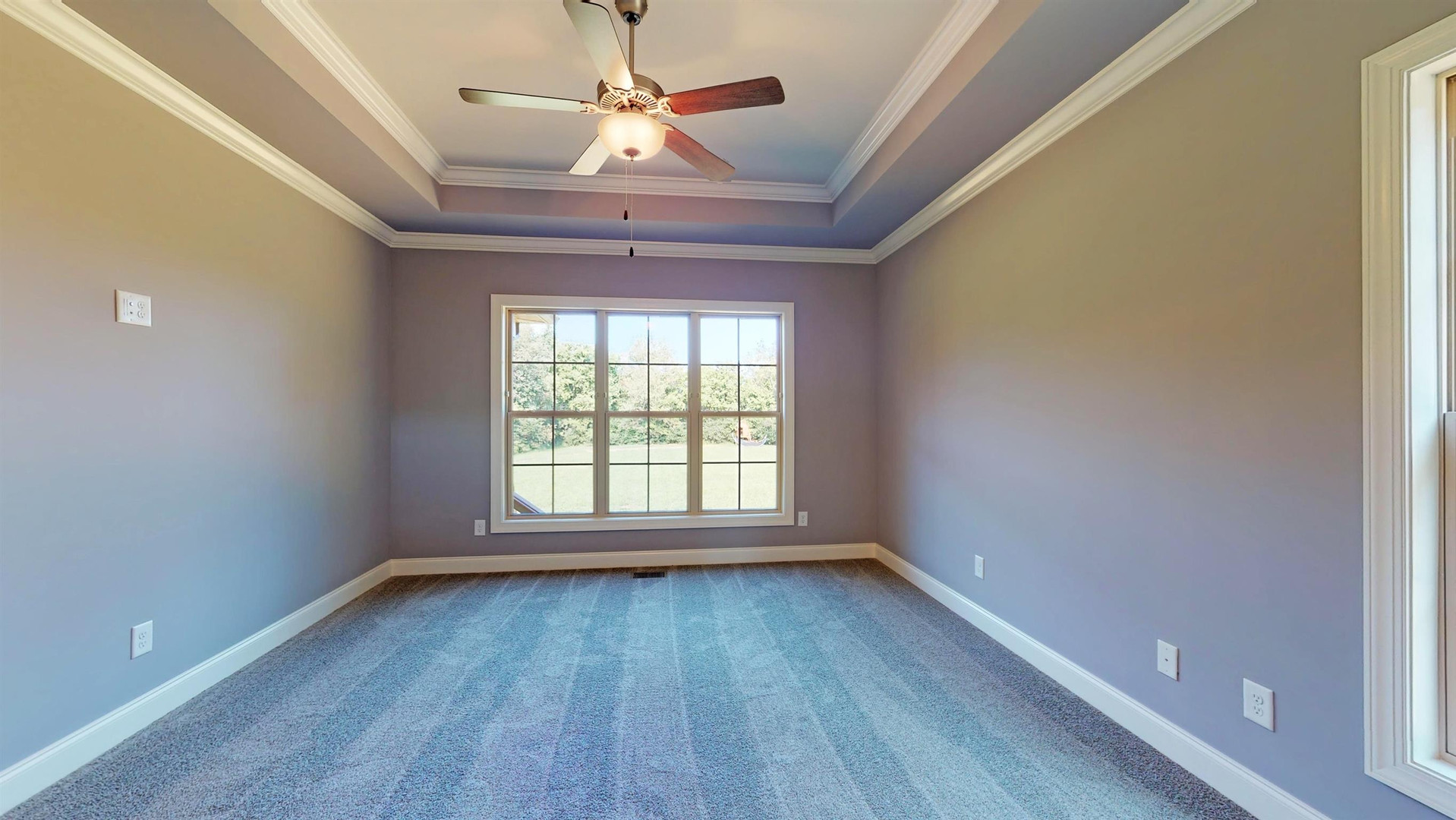 Summergrove Master Bedroom