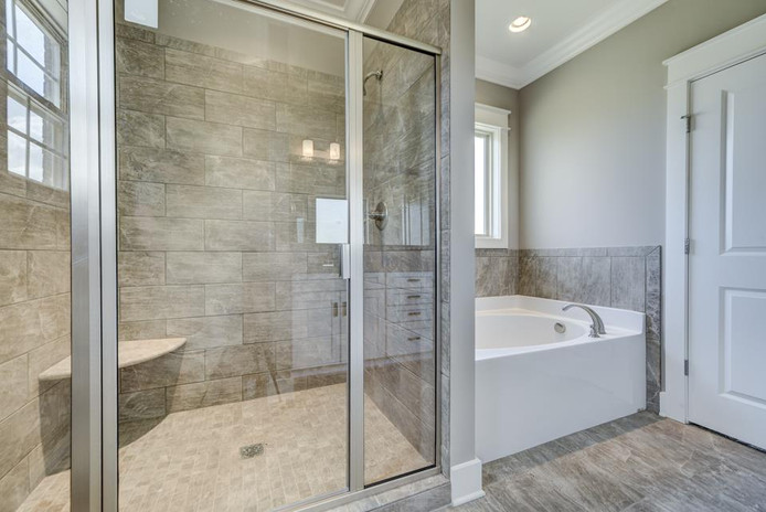Remington Master Bathroom