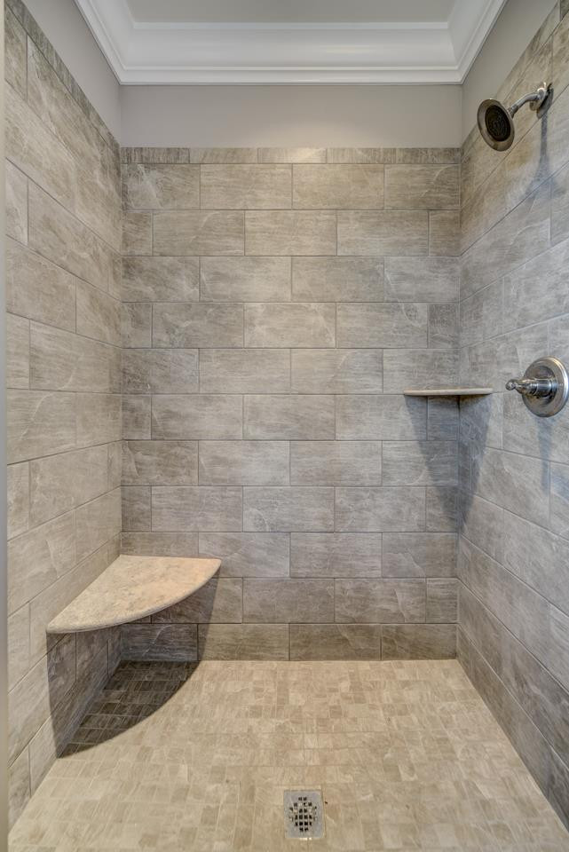 Remington Master Bathroom